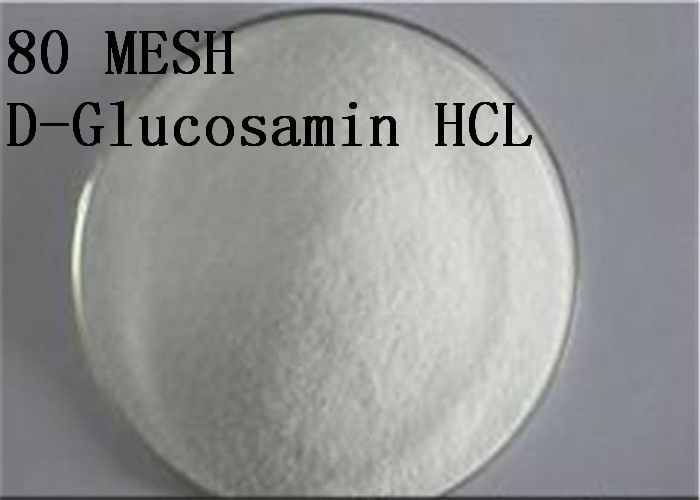 Transparent Glucosamine Hydrochloride Powder 66 84 2 80 Mesh Soluble In Water